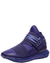 Y-3 Qasa Nylon High Top Sneakers