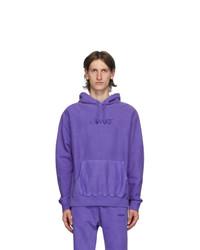Awake NY Purple Hoodie