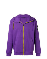 The North Face Zipped Up Hoodie