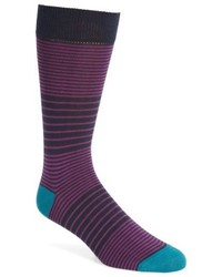 Ted Baker London Multi Stripe Socks