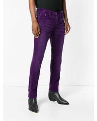Saint Laurent Straight Leg Jeans