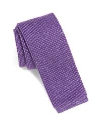Nordstrom Men's Shop Skinny Knit Cotton Tie