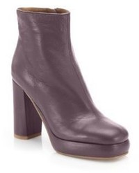 See by Chloe Lisa Leather Booties