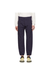 Paul Smith Purple Tapered Trousers