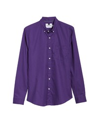 Violet Long Sleeve Shirt