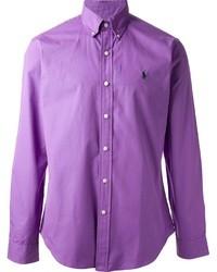 Polo Ralph Lauren Button Fastening Shirt