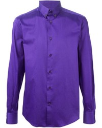 Versace Collection Classic Button Down Shirt