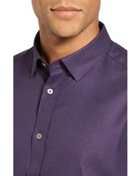 Ted Baker London Fooreal Trim Fit Sport Shirt