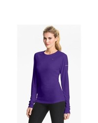 Nike Miler Long Sleeve Tee