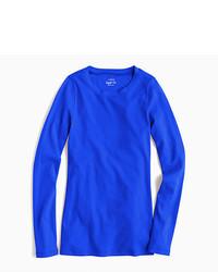 J.Crew Perfect Fit Long Sleeve T Shirt