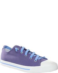 Violet Low Top Sneakers