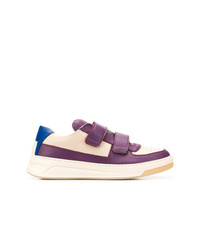 Acne Studios Perey Touch Strap Sneakers