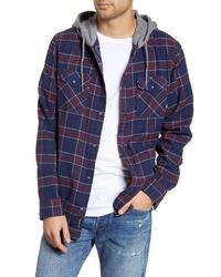 Vans Parkway Hooded Shirt Jacket