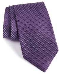 Nordstrom Shop Dotted Silk Tie