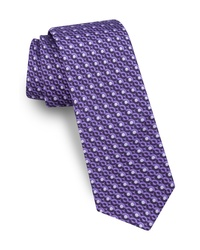 Ted Baker London Deco Geometric Silk Tie