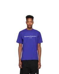Études Blue Wonder International T Shirt