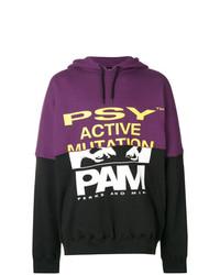 Pam Perks And Mini Printed Hoodie