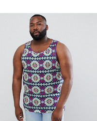 ONLY & SONS Printed Vest
