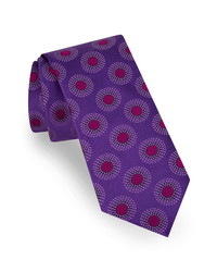Ted Baker London Circle Dot Silk Tie