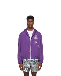 Perks And Mini Purple Psy Active Mutation Jacket