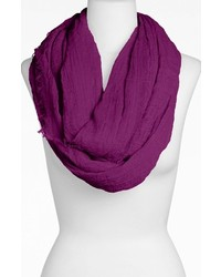 Tasha The Ringer Infinity Scarf Violet One Size One Size