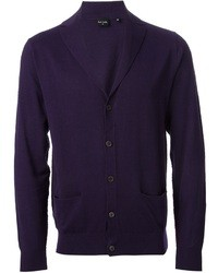 Paul Smith Ps V Neck Cardigan