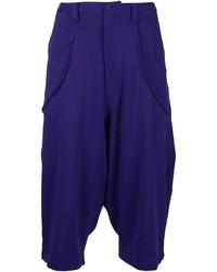 Y-3 Drop Crotch Shorts