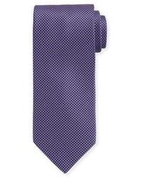 Micro neat silk tie medium 1149341