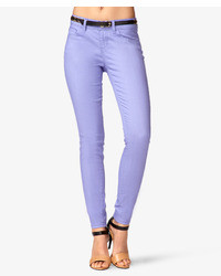 Forever 21 Ankle Length Denim Skinny Jeans