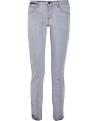 Theyskens' Theory Playne Mid Rise Skinny Jeans