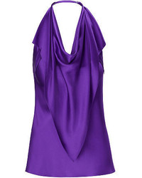 Violet sleeveless top original 3999821