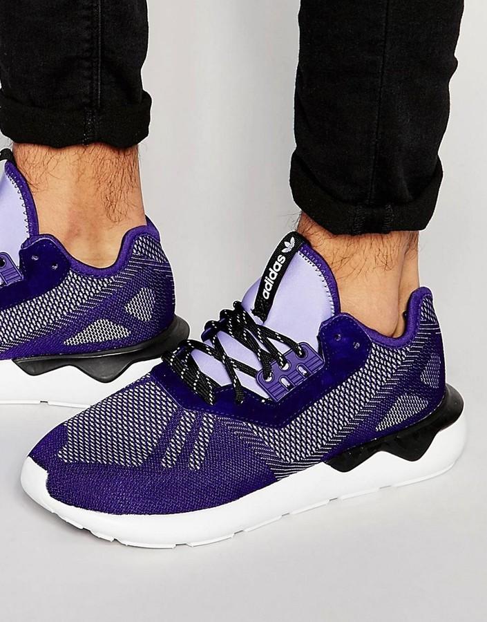 $133, adidas Originals Tubular Runner Weave