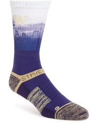 STRIDELINE Uw Husky City View Strapped Fit 20 Socks