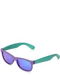 Polaroid Kids Sunglasses P0115s Polarized Wayfarer Sunglasses