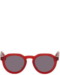 Maison Margiela Red Mykita Edition Mmraw007 Sunglasses