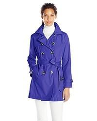 Violet Trenchcoat