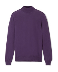 Tom Ford Cashmere And Turtleneck Sweater
