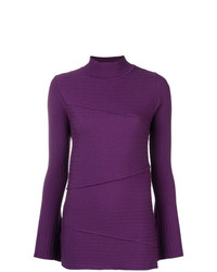 Pinko Runner Ribbed Jumper