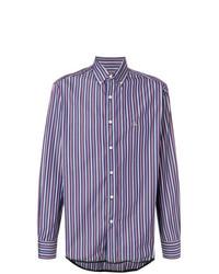 Lanvin Striped Print Shirt