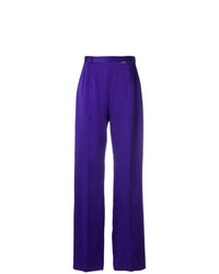 Styland High Waist Flared Trousers
