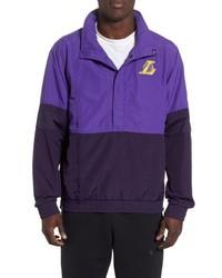 Nike Los Angeles Lakers Courtside Warm Up Jacket