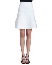 Herve Leger A Line Bandage Skirt