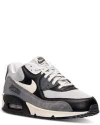 ... Nike Air Max 90 Essential Running Sneakers From Finish Line 0733a9c52