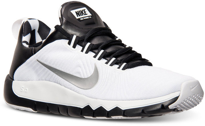 ... Black Athletic Shoes Nike Free Trainer 50 Haz Running Sneakers From Finish  Line ... a63d32cbe