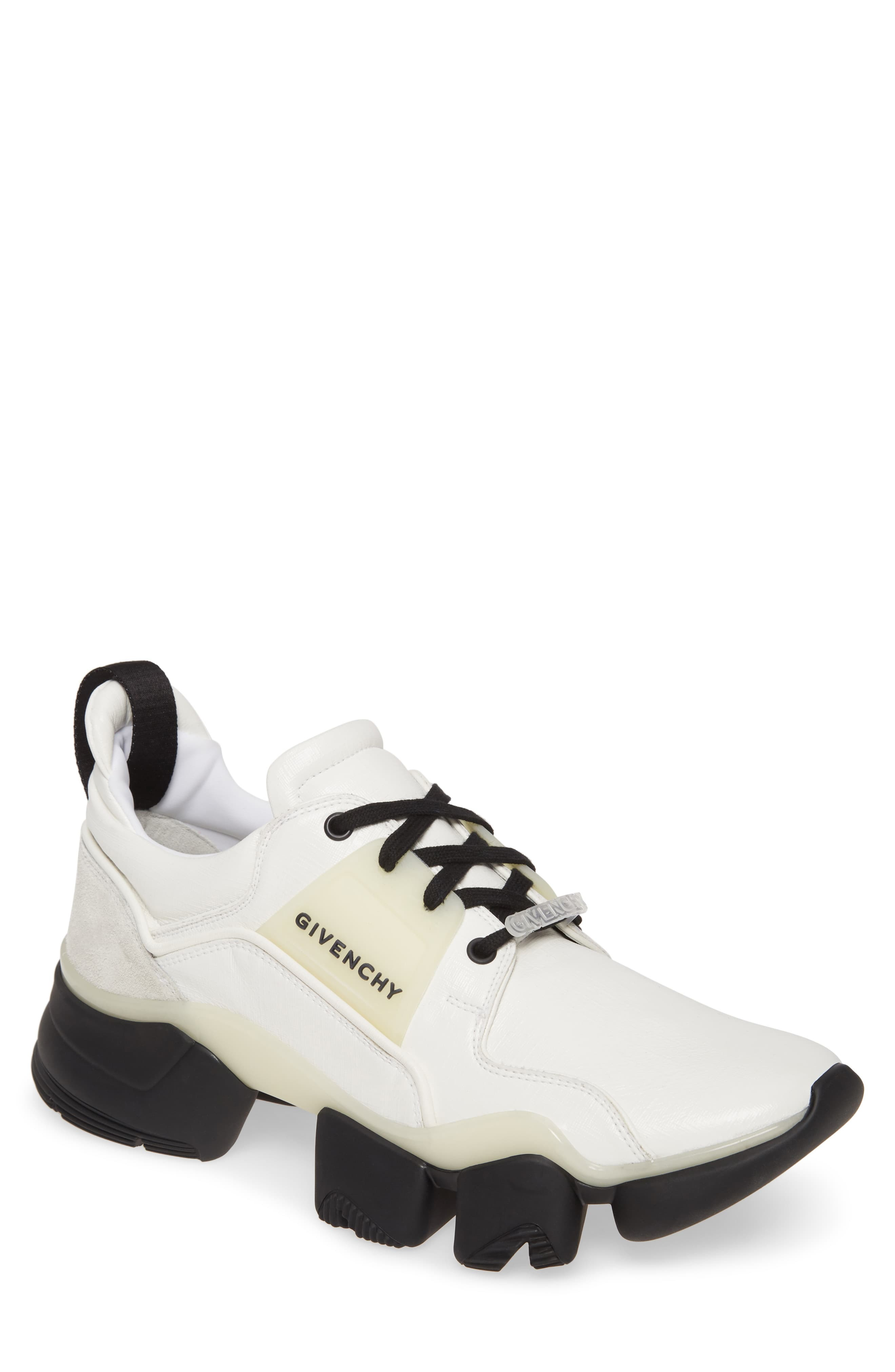 Givenchy Jaw Glow In The Dark Sneaker