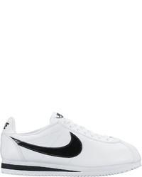 Nike Classic Cortez Leather Running Shoes