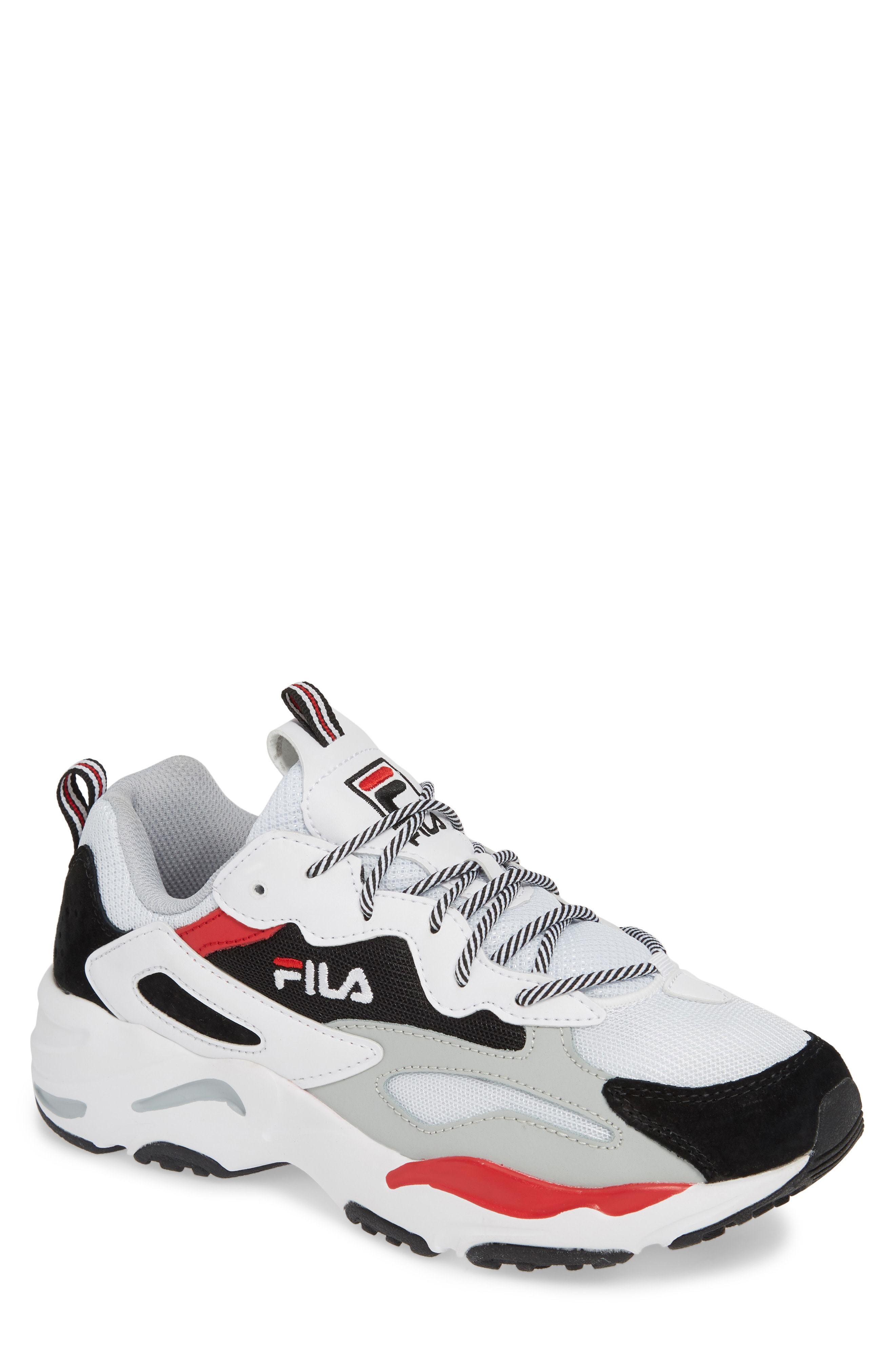 Fila Ray Tracer Sneaker, $84