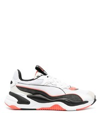 Puma Rs 2k Messaging Contrast Panel Sneakers