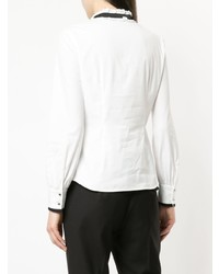 GUILD PRIME Contrast Trim Shirt