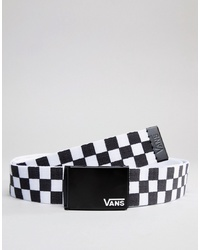 Vans Deppster Ii Belt In Black Vn0a31j1y281